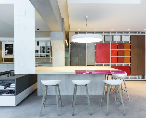 architecture intérieur local professionnel Le Cannet