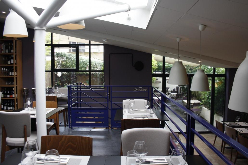 couleurs restaurant Montpellier