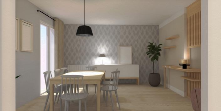 Couleurs & décoration villa Grabels
