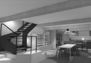 decoratrice montpellier - rénovation maison de ville montpellier