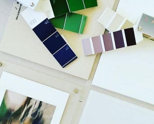 sandrine desnoues architecte interieur montpellier - couleur cuisine sur mesure castelnau le lez
